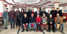 Fotoğrafçı Esnafı ÇESOB'da İstişare Yaptı