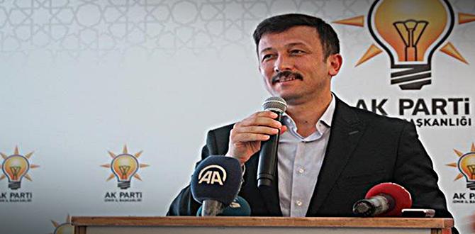 AK Parti'den 'Aday Değiştirileceği' İddialarına Yanıt