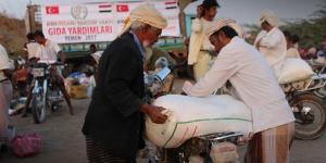 İHH Yardımları Yemen'e Ulaştırdı