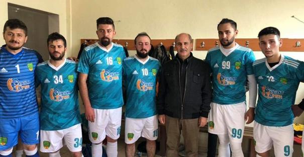 İskilip Spor'dan, Yabacıoğlu'na Teşekkür