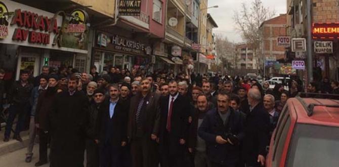 Saadet Partisi Osmancık Adayını Açıkladı