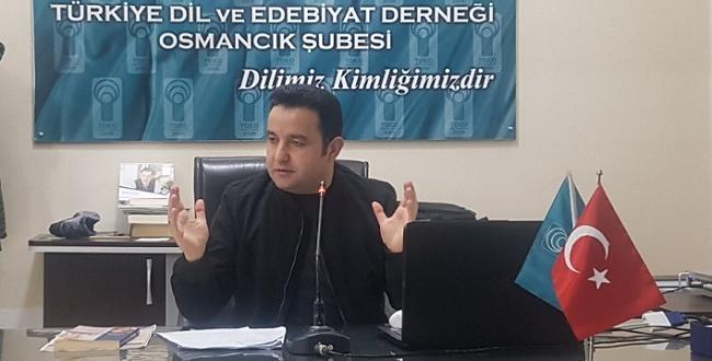 Prof.Dr. Fuat Sezgin Osmancık'ta Anıldı