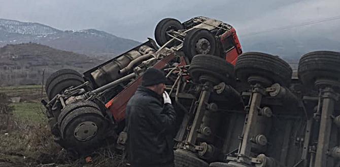 Bu Kazada Korkulan Olmadı