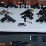 Eş Zamanlı Silah Operasyonu Yapıldı