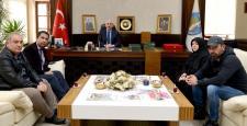 Şehit Ailesinden Başkan Gül'e Ziyaret