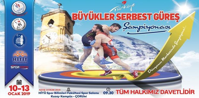 Büyükler Türkiye Serbest Güreş Şampiyonası