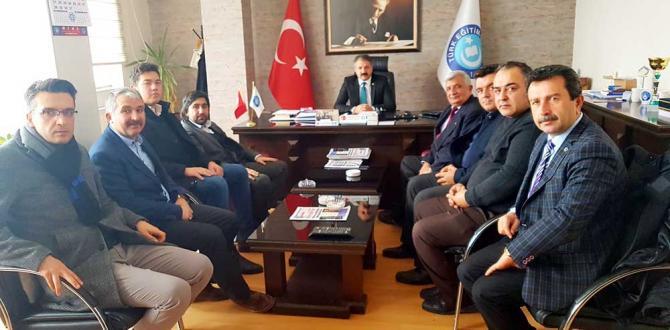 CHP'nin Sendika Ziyaretleri Sürüyor
