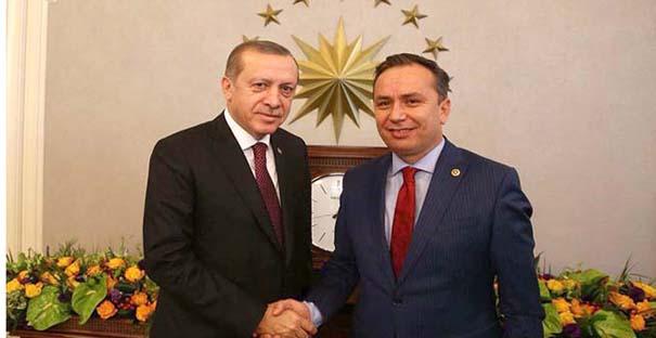 Ceylan, Cumhurbaşkanı Erdoğan'la Görüşecek