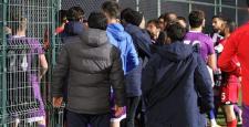 Çorumspor Maçı Yarıda Kaldı