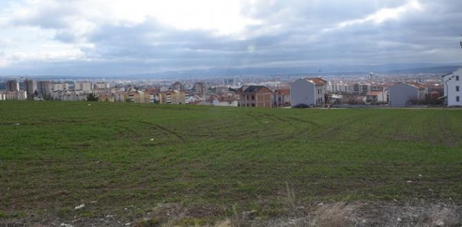 Belediye Şehir Manzaralı Arsa Satıyor