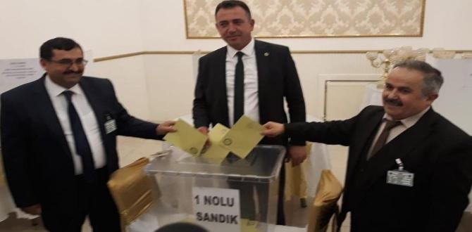 Mehmet Sayan Güven Tazeledi