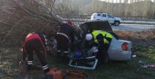 Kazada Yaralanan 2 Kişi Kurtarılamadı