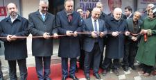 AK Parti Bayat'ta Seçim Bürosu Açtı