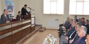 Sıfır Atık Projesi Bilgilendirme Toplantısı Yapıldı
