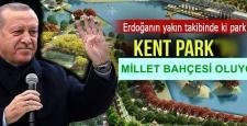 Kent Park Millet Bahçesi Oluyor