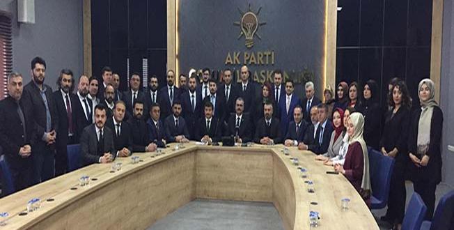 İşte! AK Parti'nin Yeni Yönetimi