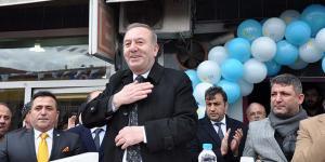 İYİ Parti Seçim Bürosu Dualarla Açıldı