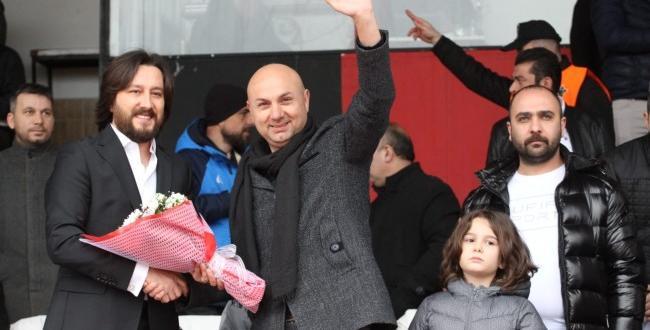 Şahin, Çorumspor'a Uğurlu Geldi