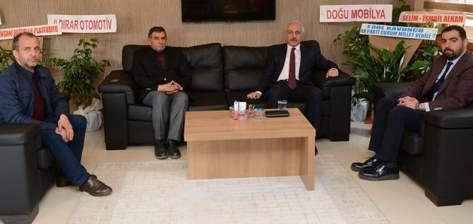 Başkan Gül'den, MÜSiAD'a Ziyaret