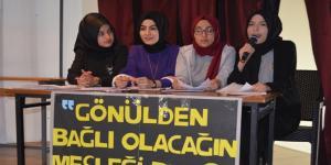 Pansiyon Öğrencileri Münazara Yarışmasında