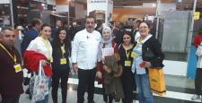 Öğrenciler Ibaktech 2019 Ankara Fuarı'nda