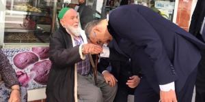 'Türkiye AK Parti İle Değişim, Dönüşüm Geçirdi'