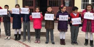 """""""Türkçeme Sahip Çıkıyorum"""" Projesi"""