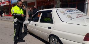 Polis Huzur Operasyonu Yaptı