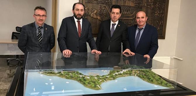 'Oğuz Adası Projesini Oğuzlar'a Kazandıracağız'
