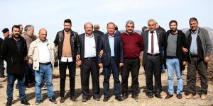 Ortaköy'de Tüzün'e Tam Destek