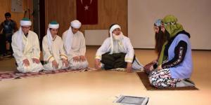 Hacı Bektaş-ı Veli Programı Düzenlendi
