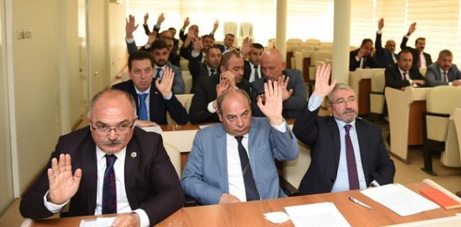 Çevre Birliği Toplantısı Yapıldı