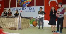 Çorum'da Turizm Haftası Etkinlikleri Başladı
