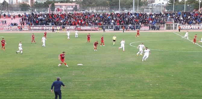 Yeni Çorumspor: 1 Bayburtspor : 0