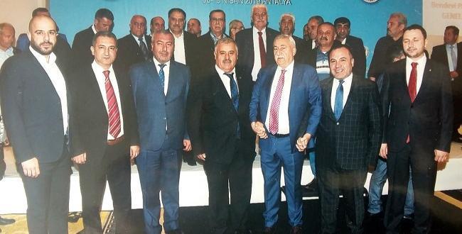 Esnafın Sorunları Antalya'da Ele Alındı