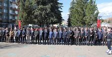 Çorum'da Polis Haftası Kutlamaları