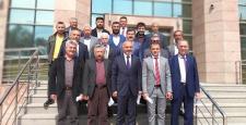 Dodurga Belediye Başkanı Aydın, Mazbatasını Aldı