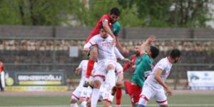 Cizre'de Futbol Terörü Kazandı