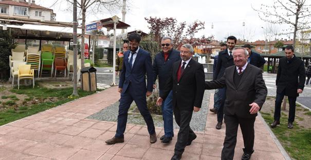 """""""Bahçelievler İkinci Kültür Merkezine Kavuşacak"""""""