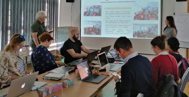 Erasmus Projesi İçin Polonya'ya Gittiler