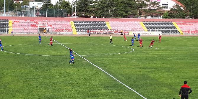 Yeni Çorumspor: 0 Ankara Adliyespor : 1