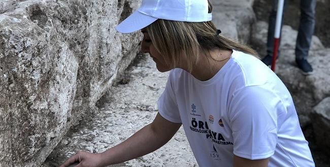 Örükaya'da Kazılar Tekrar Başladı