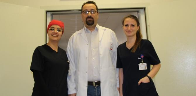 Türkiye'de ki Hastalar Burada Şifa Buluyor