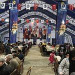 Turkcell'den Çorum'da 2750 Kişiye İftar Sofrası