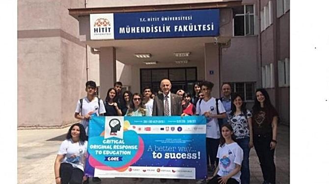Mehmetçik'te Teknolojik Gelişme Günü