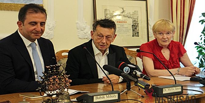 Uluslararası Proje İçin Macaristan'a Gittiler