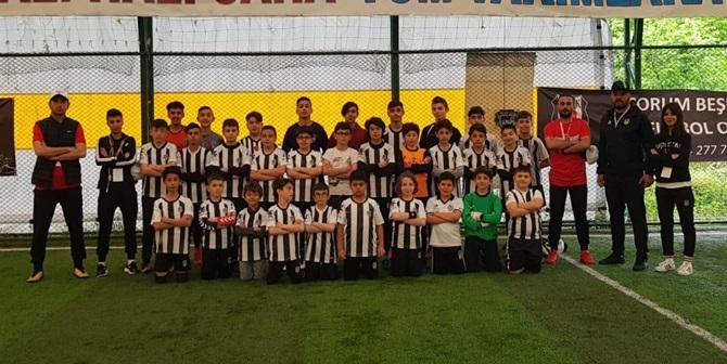 20 Çocuk Beşiktaş Seçmelerine Katılacak