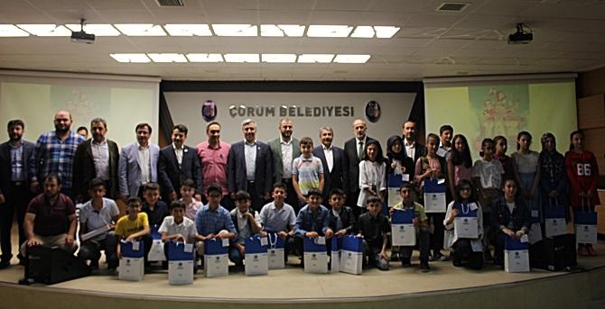 Seyir Nebi Ödülleri Verildi