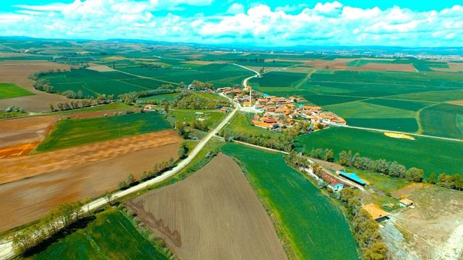 14 Bin 112 Hektar Arazi Toplulaştırılacak