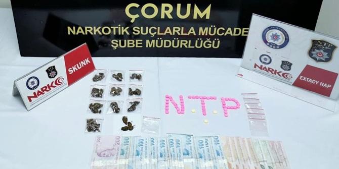 Narkotimlerden Uyuşturucu Operasyonu